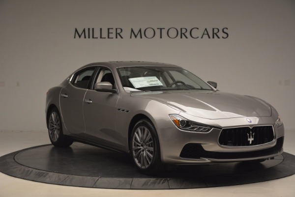 New 2017 Maserati Ghibli SQ4 for sale Sold at Maserati of Greenwich in Greenwich CT 06830 11