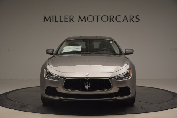 New 2017 Maserati Ghibli SQ4 for sale Sold at Maserati of Greenwich in Greenwich CT 06830 12