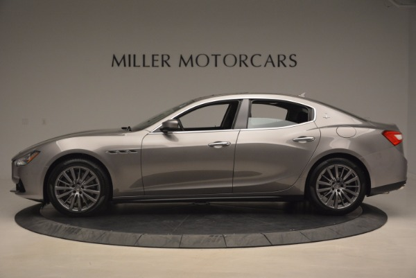 New 2017 Maserati Ghibli SQ4 for sale Sold at Maserati of Greenwich in Greenwich CT 06830 3
