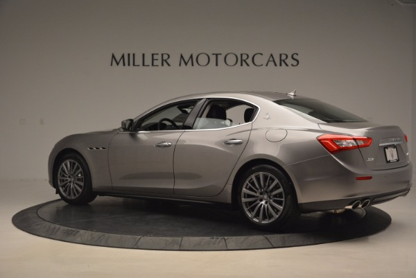 New 2017 Maserati Ghibli SQ4 for sale Sold at Maserati of Greenwich in Greenwich CT 06830 4