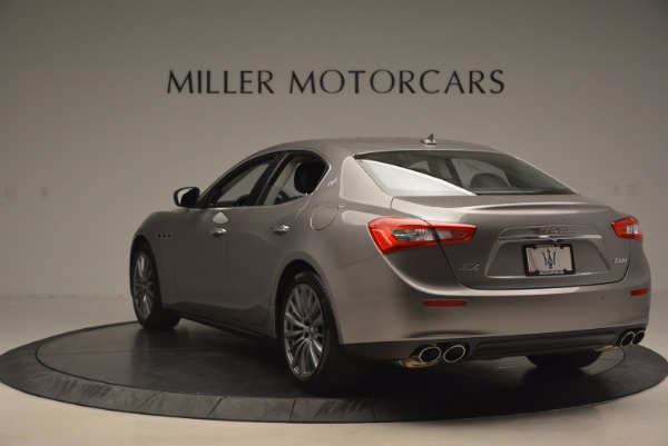 New 2017 Maserati Ghibli SQ4 for sale Sold at Maserati of Greenwich in Greenwich CT 06830 5