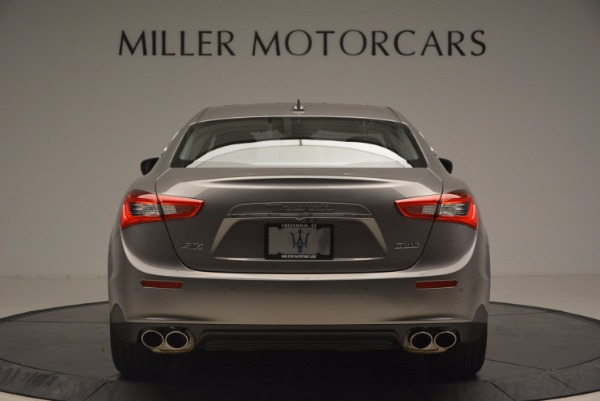 New 2017 Maserati Ghibli SQ4 for sale Sold at Maserati of Greenwich in Greenwich CT 06830 6