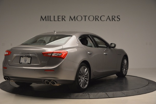 New 2017 Maserati Ghibli SQ4 for sale Sold at Maserati of Greenwich in Greenwich CT 06830 7