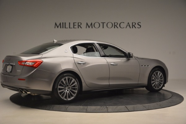 New 2017 Maserati Ghibli SQ4 for sale Sold at Maserati of Greenwich in Greenwich CT 06830 8