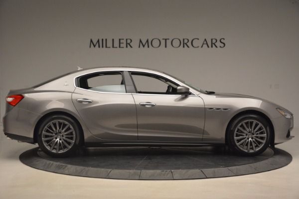 New 2017 Maserati Ghibli SQ4 for sale Sold at Maserati of Greenwich in Greenwich CT 06830 9