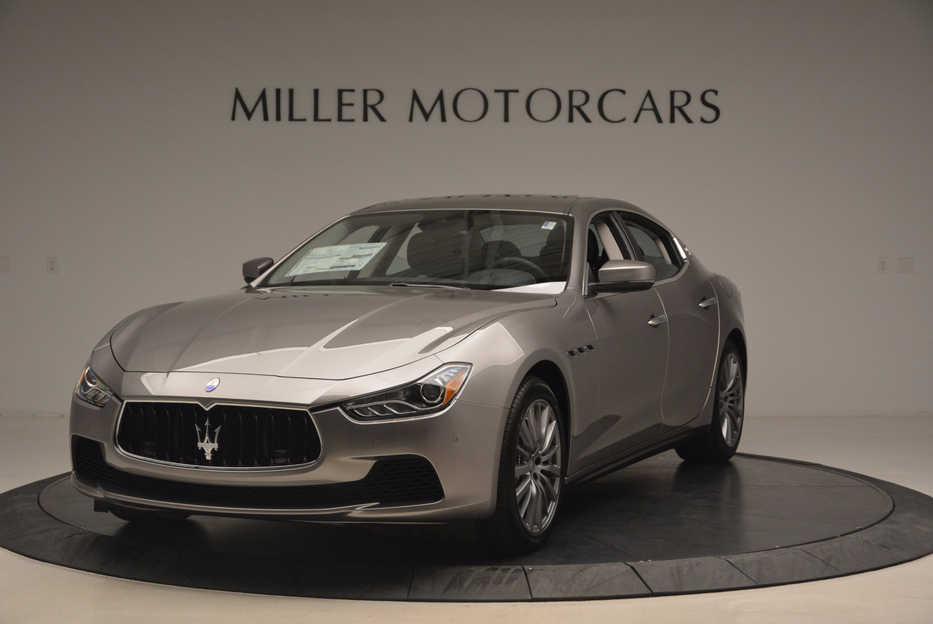 New 2017 Maserati Ghibli SQ4 for sale Sold at Maserati of Greenwich in Greenwich CT 06830 1
