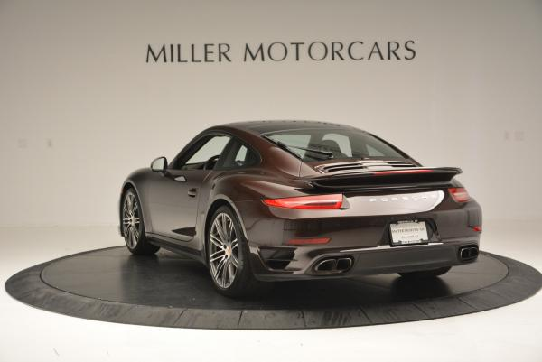 Used 2014 Porsche 911 Turbo for sale Sold at Maserati of Greenwich in Greenwich CT 06830 10