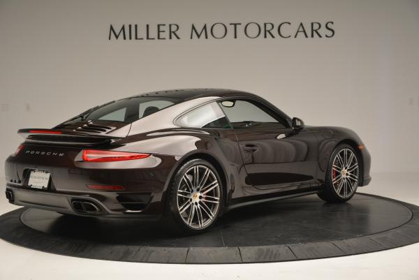 Used 2014 Porsche 911 Turbo for sale Sold at Maserati of Greenwich in Greenwich CT 06830 11