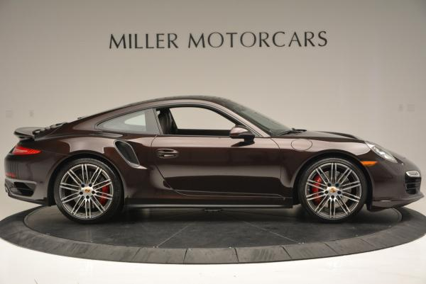 Used 2014 Porsche 911 Turbo for sale Sold at Maserati of Greenwich in Greenwich CT 06830 12