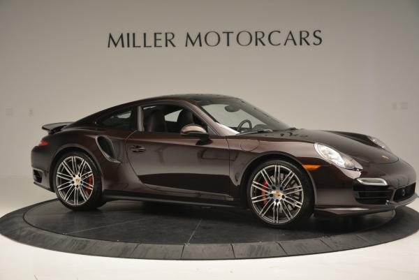 Used 2014 Porsche 911 Turbo for sale Sold at Maserati of Greenwich in Greenwich CT 06830 13