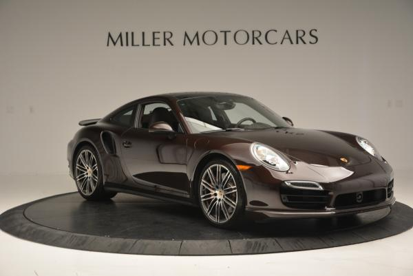 Used 2014 Porsche 911 Turbo for sale Sold at Maserati of Greenwich in Greenwich CT 06830 14