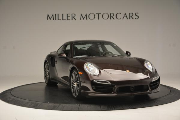 Used 2014 Porsche 911 Turbo for sale Sold at Maserati of Greenwich in Greenwich CT 06830 15
