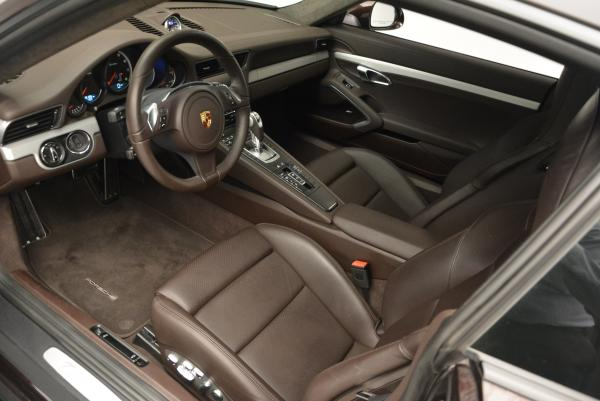 Used 2014 Porsche 911 Turbo for sale Sold at Maserati of Greenwich in Greenwich CT 06830 16