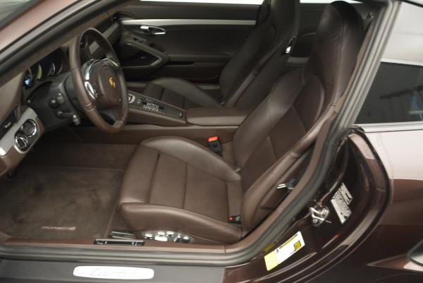 Used 2014 Porsche 911 Turbo for sale Sold at Maserati of Greenwich in Greenwich CT 06830 17