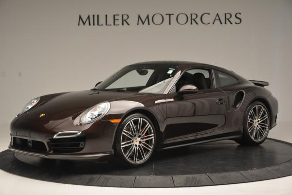 Used 2014 Porsche 911 Turbo for sale Sold at Maserati of Greenwich in Greenwich CT 06830 2