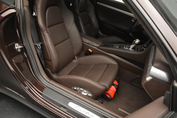 Used 2014 Porsche 911 Turbo for sale Sold at Maserati of Greenwich in Greenwich CT 06830 24