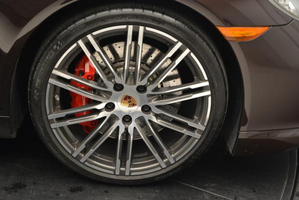 Used 2014 Porsche 911 Turbo for sale Sold at Maserati of Greenwich in Greenwich CT 06830 28