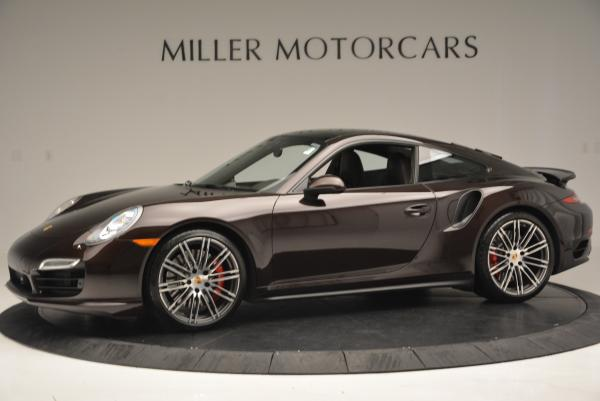 Used 2014 Porsche 911 Turbo for sale Sold at Maserati of Greenwich in Greenwich CT 06830 3