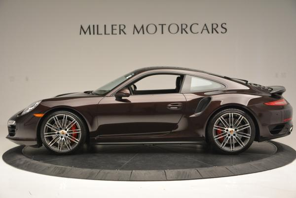 Used 2014 Porsche 911 Turbo for sale Sold at Maserati of Greenwich in Greenwich CT 06830 4