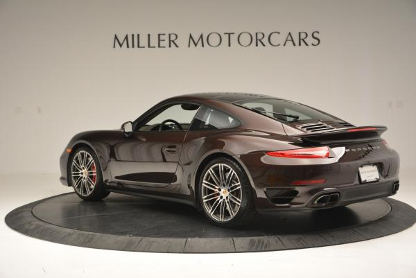 Used 2014 Porsche 911 Turbo for sale Sold at Maserati of Greenwich in Greenwich CT 06830 5
