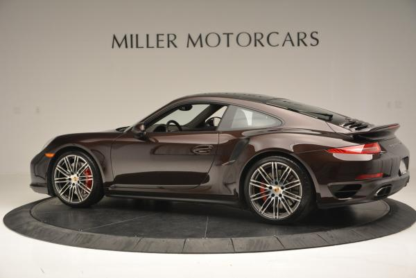 Used 2014 Porsche 911 Turbo for sale Sold at Maserati of Greenwich in Greenwich CT 06830 6