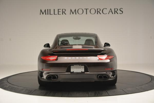 Used 2014 Porsche 911 Turbo for sale Sold at Maserati of Greenwich in Greenwich CT 06830 7