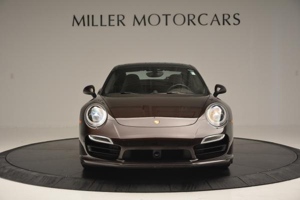 Used 2014 Porsche 911 Turbo for sale Sold at Maserati of Greenwich in Greenwich CT 06830 8