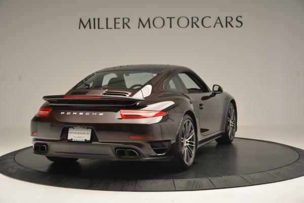Used 2014 Porsche 911 Turbo for sale Sold at Maserati of Greenwich in Greenwich CT 06830 9