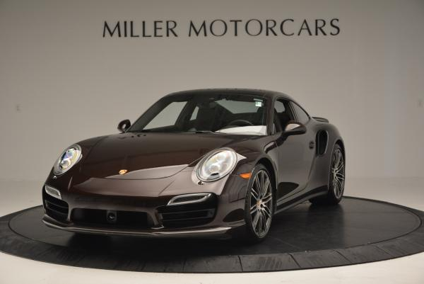 Used 2014 Porsche 911 Turbo for sale Sold at Maserati of Greenwich in Greenwich CT 06830 1