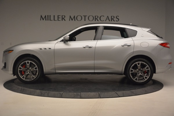 Used 2017 Maserati Levante S for sale Sold at Maserati of Greenwich in Greenwich CT 06830 3