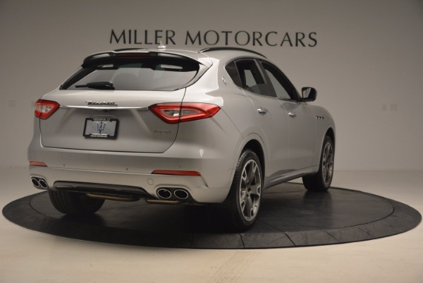 Used 2017 Maserati Levante S for sale Sold at Maserati of Greenwich in Greenwich CT 06830 7