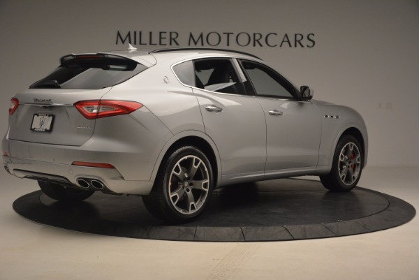 Used 2017 Maserati Levante S for sale Sold at Maserati of Greenwich in Greenwich CT 06830 8