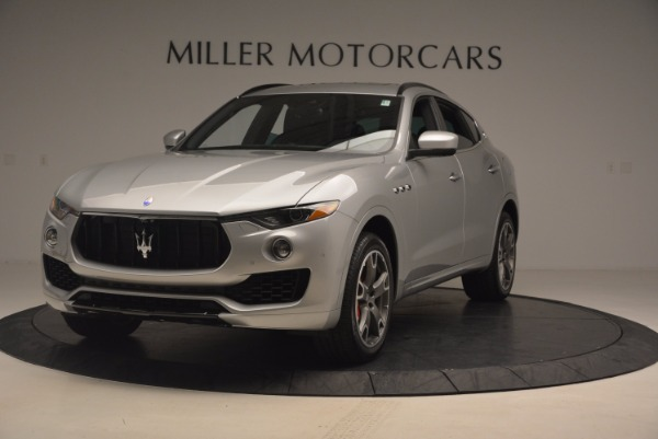 Used 2017 Maserati Levante S for sale Sold at Maserati of Greenwich in Greenwich CT 06830 1