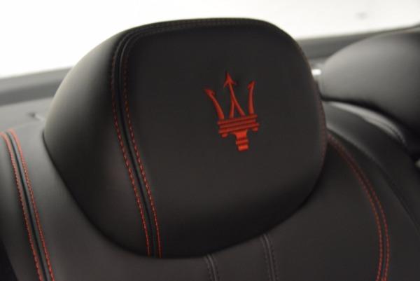 New 2017 Maserati Ghibli S Q4 for sale Sold at Maserati of Greenwich in Greenwich CT 06830 28
