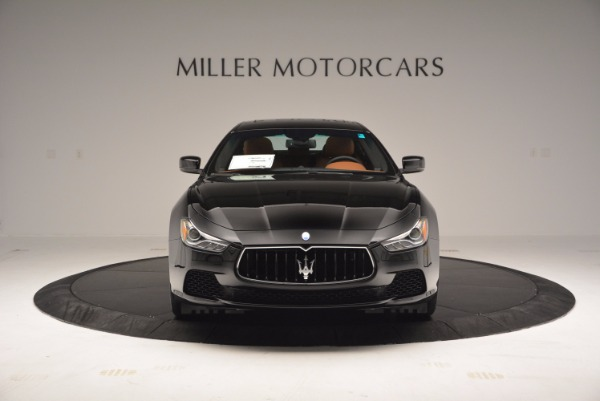 New 2017 Maserati Ghibli S Q4 EX-Loaner for sale Sold at Maserati of Greenwich in Greenwich CT 06830 12