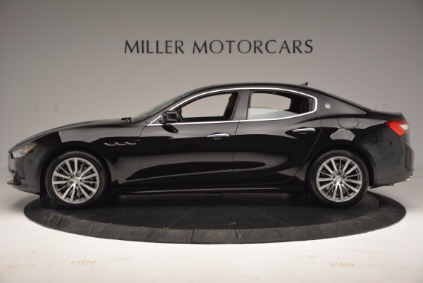 New 2017 Maserati Ghibli S Q4 EX-Loaner for sale Sold at Maserati of Greenwich in Greenwich CT 06830 3