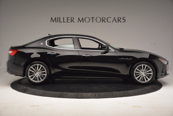 New 2017 Maserati Ghibli S Q4 EX-Loaner for sale Sold at Maserati of Greenwich in Greenwich CT 06830 9