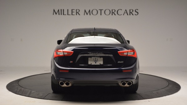 New 2017 Maserati Ghibli S Q4 for sale Sold at Maserati of Greenwich in Greenwich CT 06830 6