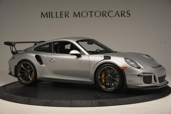 Used 2016 Porsche 911 GT3 RS for sale Sold at Maserati of Greenwich in Greenwich CT 06830 10
