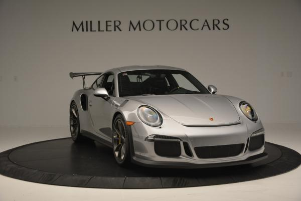 Used 2016 Porsche 911 GT3 RS for sale Sold at Maserati of Greenwich in Greenwich CT 06830 12