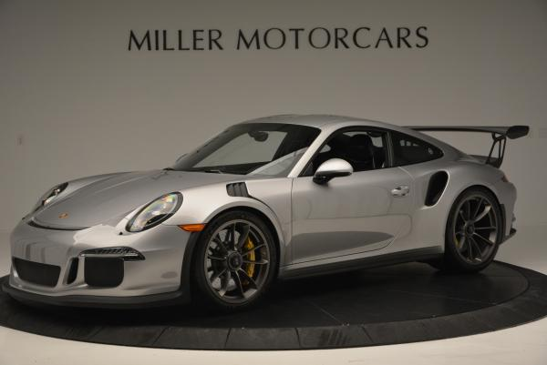 Used 2016 Porsche 911 GT3 RS for sale Sold at Maserati of Greenwich in Greenwich CT 06830 2