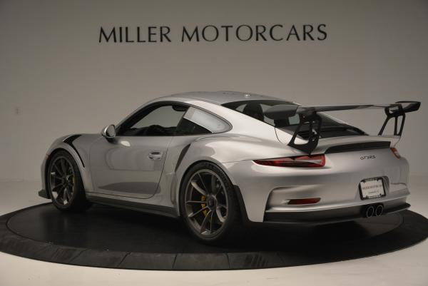 Used 2016 Porsche 911 GT3 RS for sale Sold at Maserati of Greenwich in Greenwich CT 06830 3