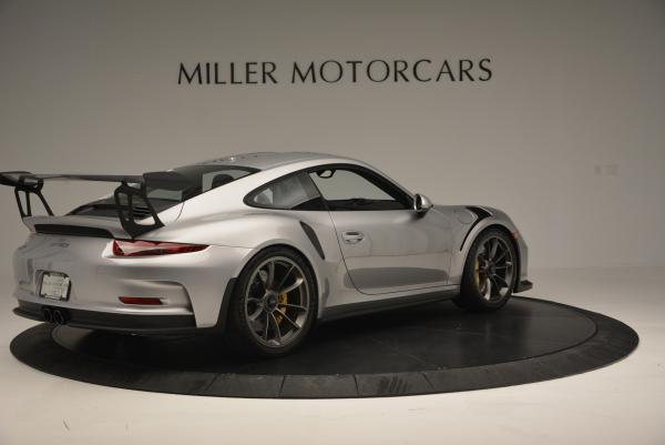 Used 2016 Porsche 911 GT3 RS for sale Sold at Maserati of Greenwich in Greenwich CT 06830 8
