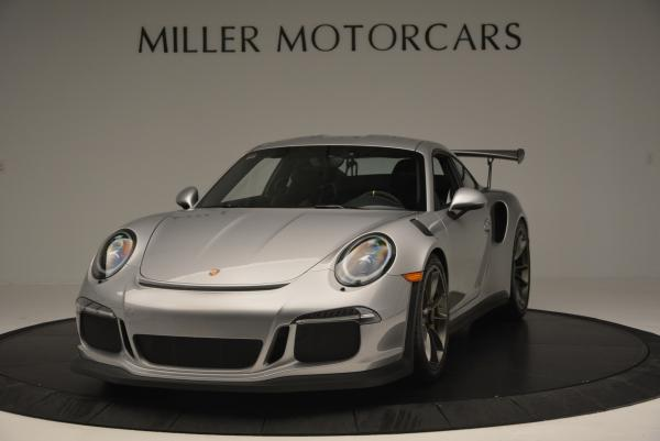 Used 2016 Porsche 911 GT3 RS for sale Sold at Maserati of Greenwich in Greenwich CT 06830 1