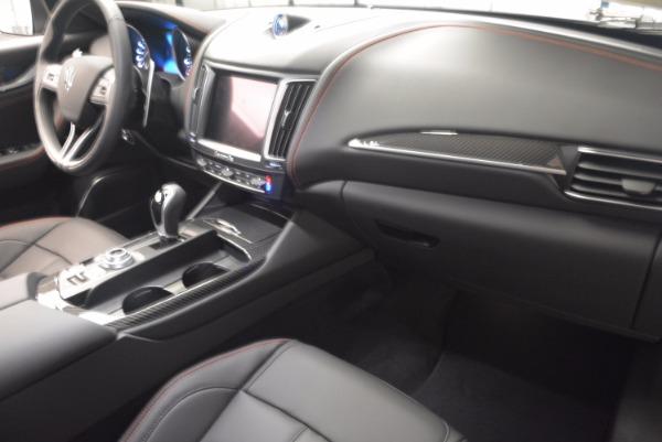 New 2017 Maserati Levante S Q4 for sale Sold at Maserati of Greenwich in Greenwich CT 06830 16