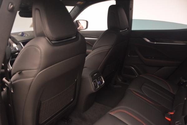 New 2017 Maserati Levante S Q4 for sale Sold at Maserati of Greenwich in Greenwich CT 06830 22