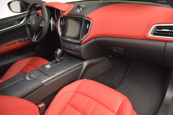 Used 2017 Maserati Ghibli S Q4 for sale $42,900 at Maserati of Greenwich in Greenwich CT 06830 15