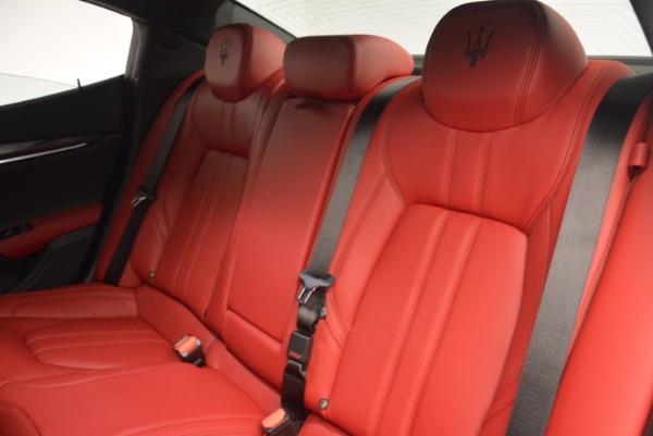 Used 2017 Maserati Ghibli S Q4 for sale $42,900 at Maserati of Greenwich in Greenwich CT 06830 24