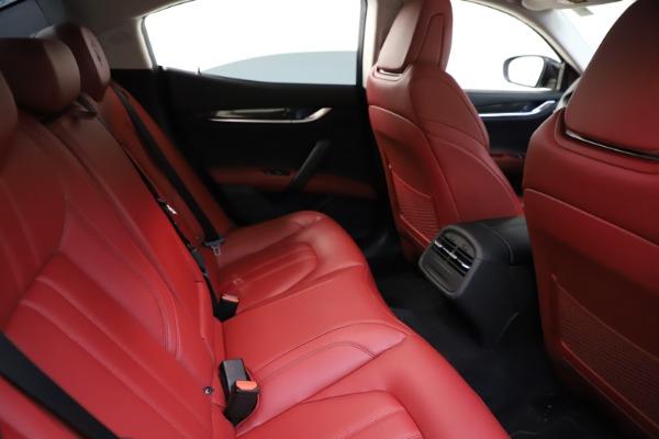 Used 2017 Maserati Ghibli S Q4 for sale $42,900 at Maserati of Greenwich in Greenwich CT 06830 25