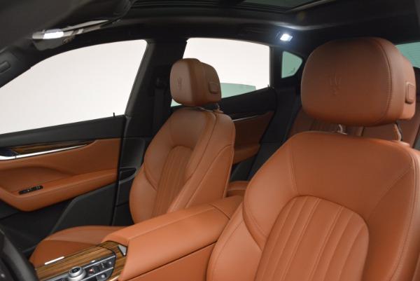 New 2017 Maserati Levante for sale Sold at Maserati of Greenwich in Greenwich CT 06830 16